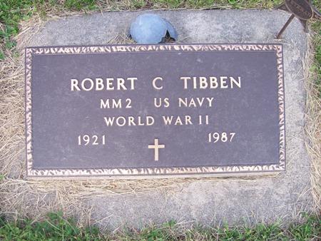 TIBBEN, ROBERT C - Audubon County, Iowa | ROBERT C TIBBEN