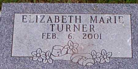 TURNER, ELIZABETH MARIE - Audubon County, Iowa | ELIZABETH MARIE TURNER