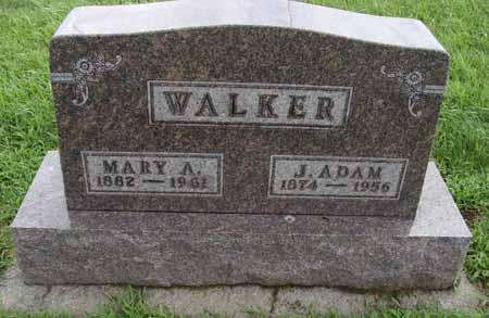 WALKER, J ADAM - Audubon County, Iowa | J ADAM WALKER