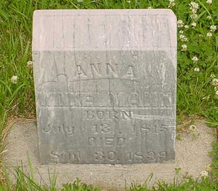 WREDE WINKELMANN, ANNA M. - Audubon County, Iowa | ANNA M. WREDE WINKELMANN