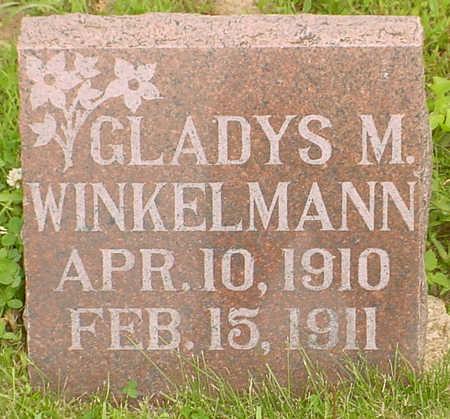 WINKELMANN, GLADYS M. - Audubon County, Iowa | GLADYS M. WINKELMANN