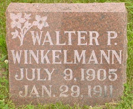 WINKELMANN, WALTER P. - Audubon County, Iowa | WALTER P. WINKELMANN
