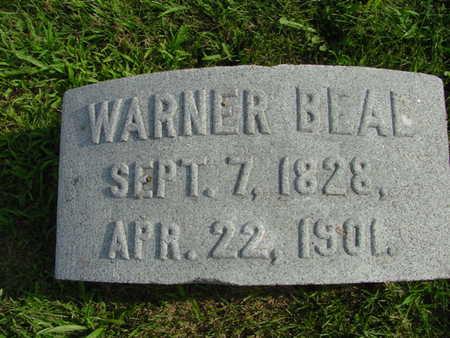 BEAL, WARNER - Benton County, Iowa | WARNER BEAL