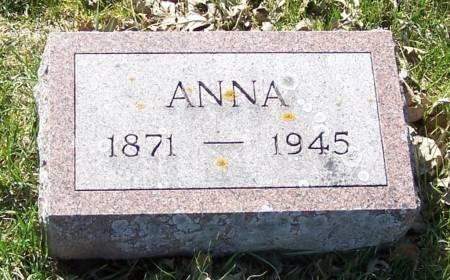 BECKER, ANNA - Benton County, Iowa | ANNA BECKER