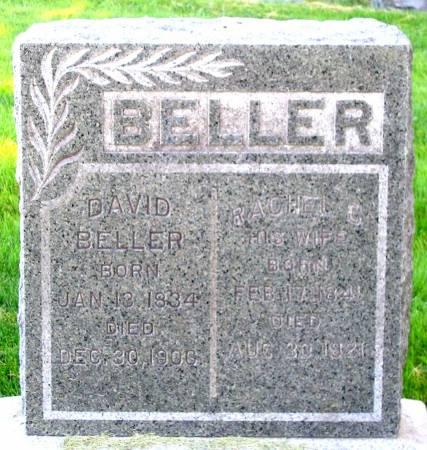 BELLER, DAVID - Benton County, Iowa | DAVID BELLER