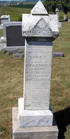BENDA, EMMA C. - Benton County, Iowa | EMMA C. BENDA