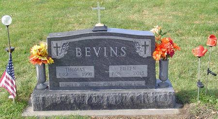 BEVINS, EILEEN - Benton County, Iowa   EILEEN BEVINS
