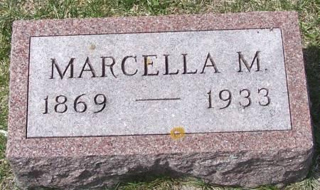 BOLAND, MARCELLA M - Benton County, Iowa | MARCELLA M BOLAND