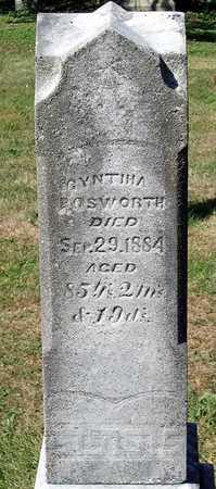 BOSWORTH, CYNTHIA - Benton County, Iowa | CYNTHIA BOSWORTH