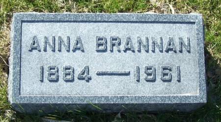 BRANNAN, ANNA - Benton County, Iowa | ANNA BRANNAN