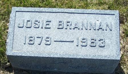 BRANNAN, JOSIE - Benton County, Iowa | JOSIE BRANNAN