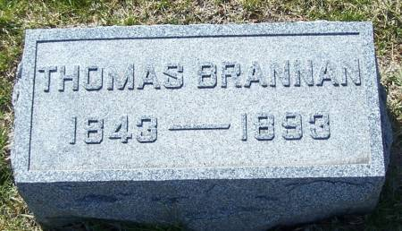 BRANNAN, THOMAS - Benton County, Iowa | THOMAS BRANNAN
