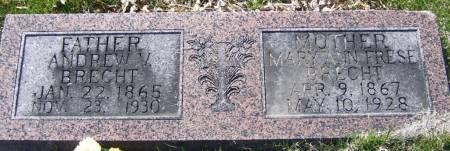 FRESE BRECHT, MARY ANN - Benton County, Iowa | MARY ANN FRESE BRECHT
