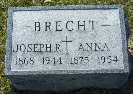 BRECHT, JOSEPH R - Benton County, Iowa | JOSEPH R BRECHT