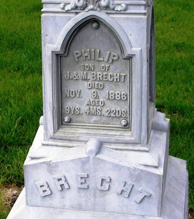 BRECHT, PHILIP - Benton County, Iowa | PHILIP BRECHT