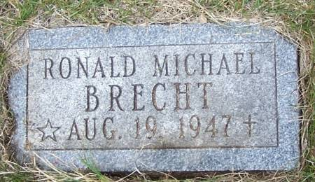 BRECHT, RONALD MICHAEL - Benton County, Iowa | RONALD MICHAEL BRECHT