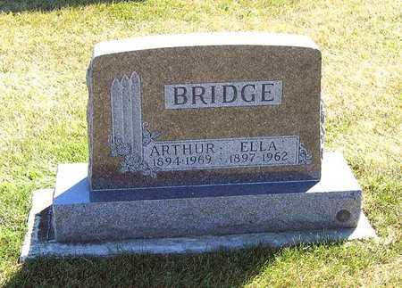 BRIDGE, ELLA - Benton County, Iowa | ELLA BRIDGE