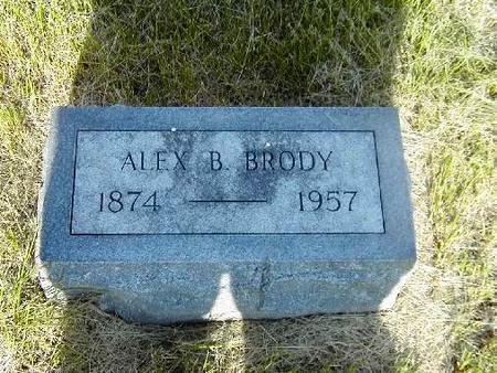 BRODY, ALEX B. - Benton County, Iowa | ALEX B. BRODY