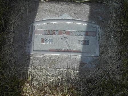 BRODY, DAISY O. - Benton County, Iowa | DAISY O. BRODY