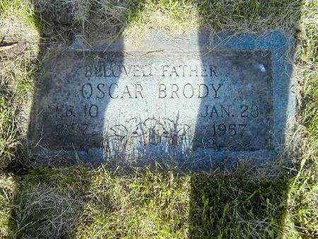 BRODY, OSCAR - Benton County, Iowa | OSCAR BRODY