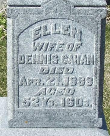 GAHAN, ELLEN - Benton County, Iowa | ELLEN GAHAN