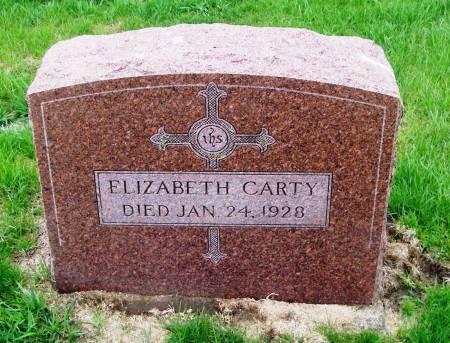 CARTY, ELIZABETH - Benton County, Iowa | ELIZABETH CARTY