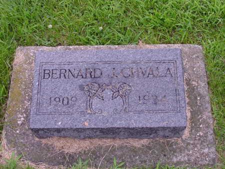 CHVALA, BERNARD - Benton County, Iowa | BERNARD CHVALA