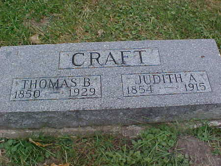 CRAFT, JUDITH ANN - Benton County, Iowa | JUDITH ANN CRAFT