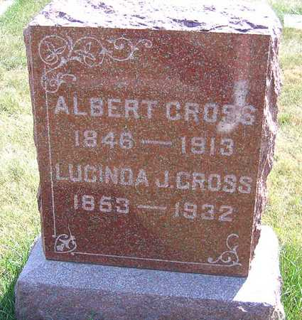 CROSS, ALBERT - Benton County, Iowa | ALBERT CROSS