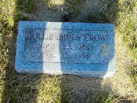 CROW, DOLLIE - Benton County, Iowa | DOLLIE CROW