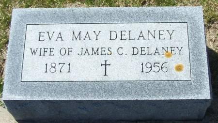 DELANEY, EVA MAY - Benton County, Iowa | EVA MAY DELANEY