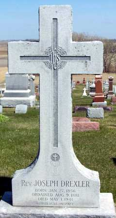 DREXLER, JOSEPH - Benton County, Iowa | JOSEPH DREXLER