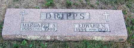 DRIPPS, MARGARET A. - Benton County, Iowa | MARGARET A. DRIPPS