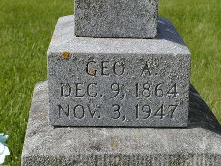 DUFRESNE, GEORGE - Benton County, Iowa | GEORGE DUFRESNE