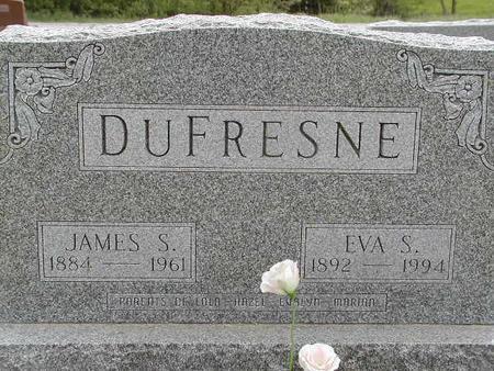 DUFRESNE, EVA - Benton County, Iowa | EVA DUFRESNE