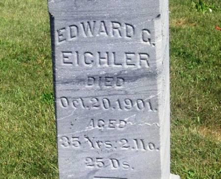 EICHLER, EDWARD G. - Benton County, Iowa | EDWARD G. EICHLER