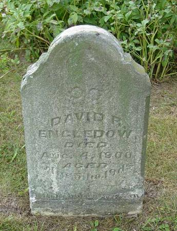 ENGLEDOW, DAVID - Benton County, Iowa | DAVID ENGLEDOW