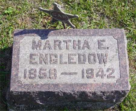 LANE ENGLEDOW, MARTHA - Benton County, Iowa | MARTHA LANE ENGLEDOW