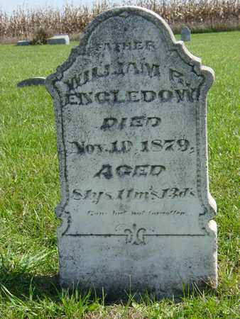 ENGLEDOW, WILLIAM R. - Benton County, Iowa   WILLIAM R. ENGLEDOW