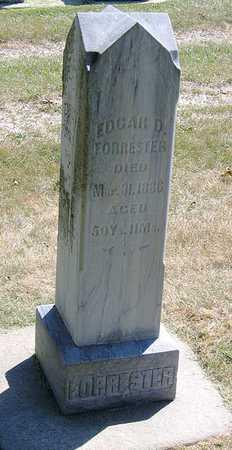 FORRESTER, EDGAR D. - Benton County, Iowa | EDGAR D. FORRESTER