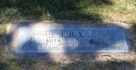 FRY, RUTH - Benton County, Iowa | RUTH FRY