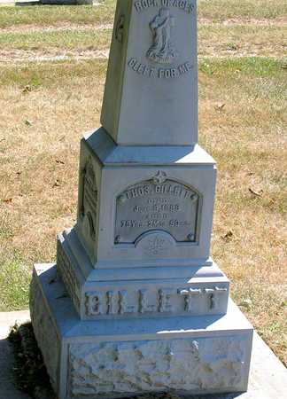 GILLETT, THOS. - Benton County, Iowa | THOS. GILLETT