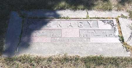 GNAGY, RAY H. - Benton County, Iowa   RAY H. GNAGY