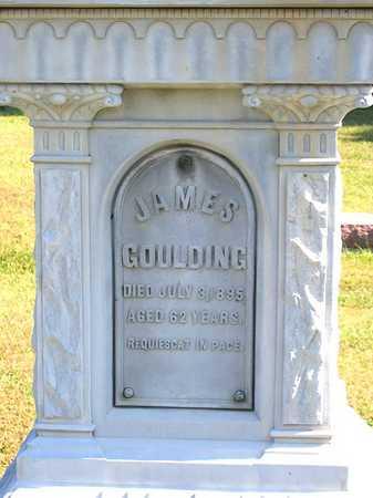 GOULDING, JAMES - Benton County, Iowa | JAMES GOULDING