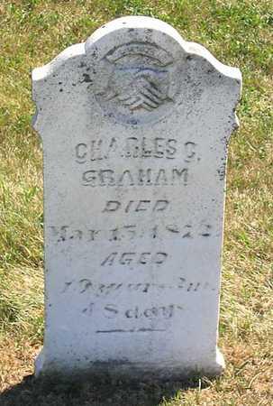 GRAHAM, CHARLES C. - Benton County, Iowa | CHARLES C. GRAHAM