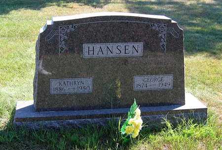 HANSEN, KATHRYN - Benton County, Iowa | KATHRYN HANSEN