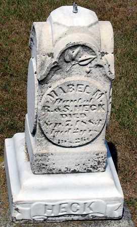 HECK, MABEL M. - Benton County, Iowa | MABEL M. HECK