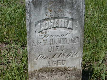 HEMMINGER, S. - Benton County, Iowa | S. HEMMINGER