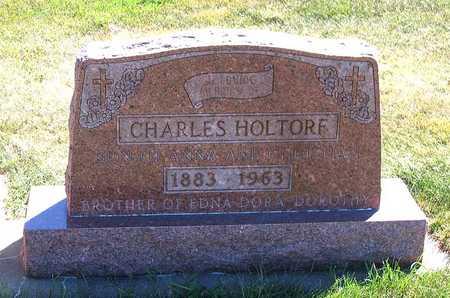 HOLTORF, CHARLES - Benton County, Iowa | CHARLES HOLTORF