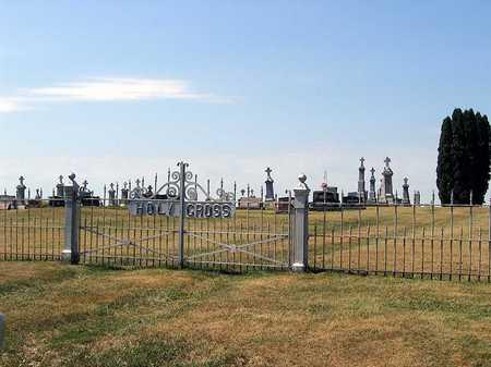HOLY CROSS, CEMETERY - Benton County, Iowa | CEMETERY HOLY CROSS